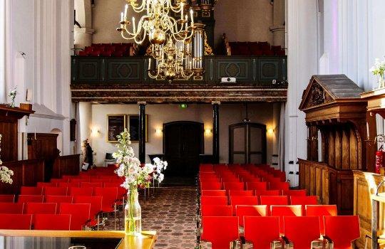 Bergen Ruïnekerk Bergen NH
