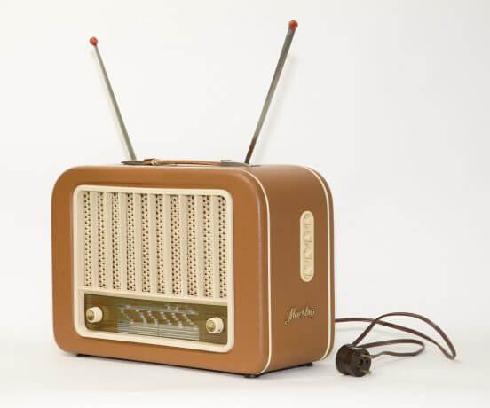 Radio zonder beeld