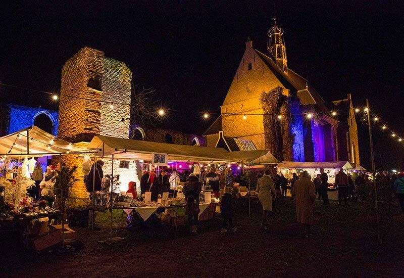 Kerstmarkt Rotary
