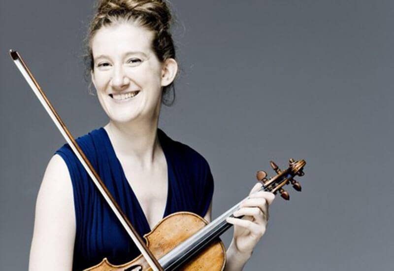 Violiste Maria Milstein & Ensemble – Grootse kamermuziekwerken