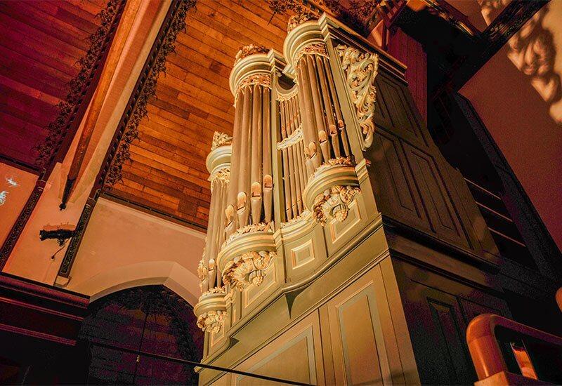 Open avonden Ruïnekerk